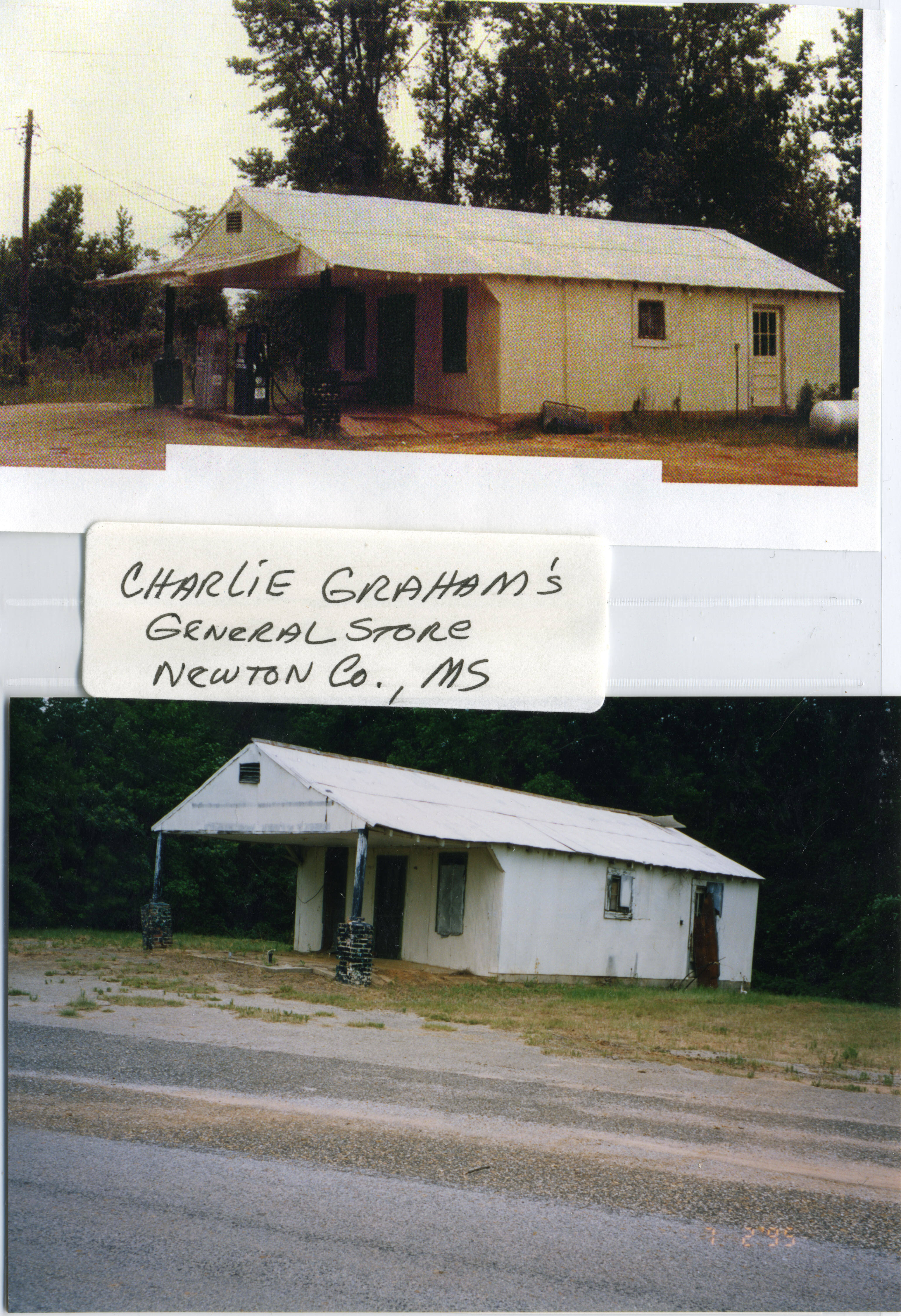 Mississippi newton county decatur - Charlie Graham General Store Newton County Ms