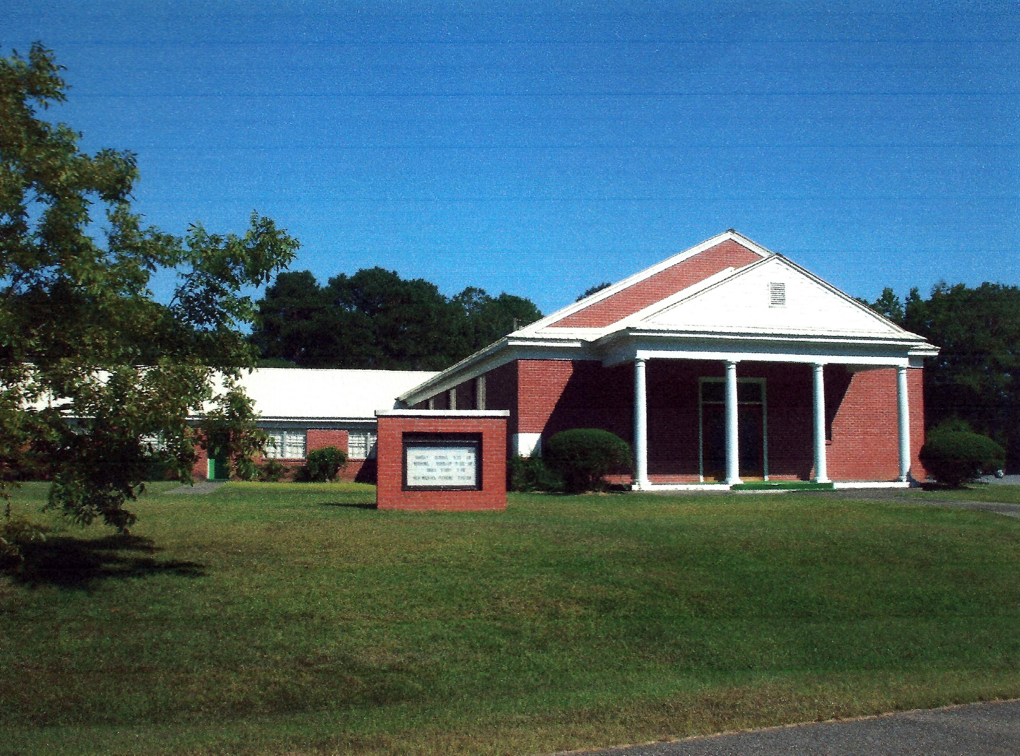 Mississippi newton county newton - Pleasant Grove Missionary Baptist Church