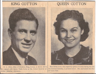 Cotton King and Queen Thumbnail