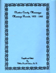 Newton County Marriage Records 1872-1952 Thumbnail