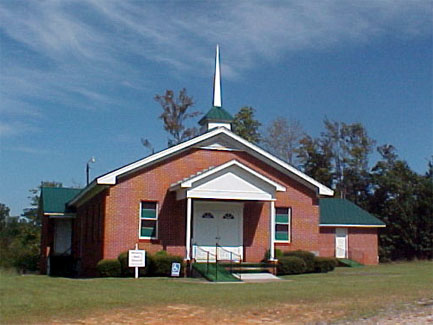 Midway Missionary Baptist Church