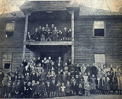 Union High School 1900